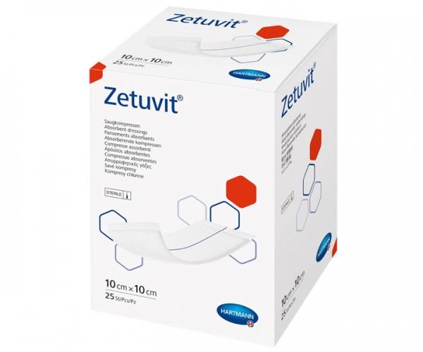 Zetuvit Saugkompressen - steril