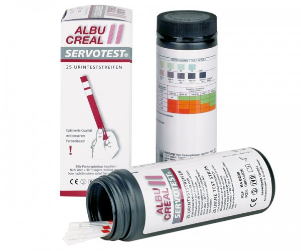 SERVOTEST® Albucreal II