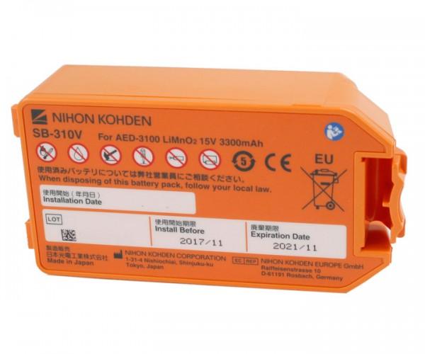Batterie zu NIHON KOHDEN AED 3100