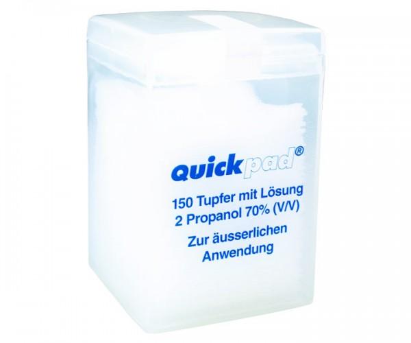 Alkoholtupfer Quickpad