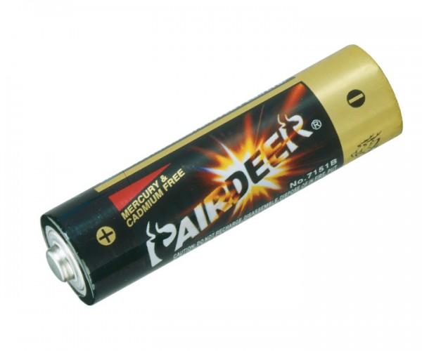 Batterie Alkaline Mignon