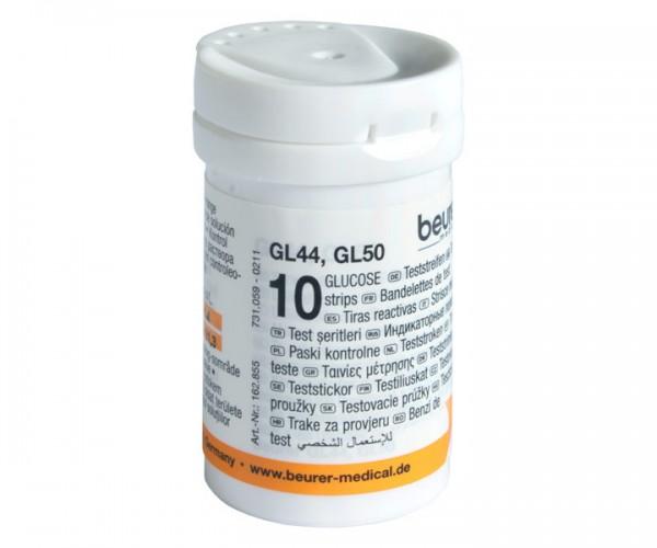Beurer GL44, GL50 Teststreifen