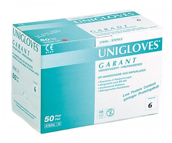 Unigloves GARANT OP-Handschuhe
