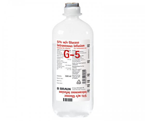 Glucose 5 %