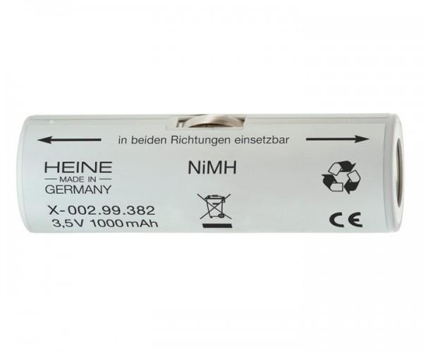 Ladebatterien zu HEINE BETA® Ladegriffen 3,5 V NiMH