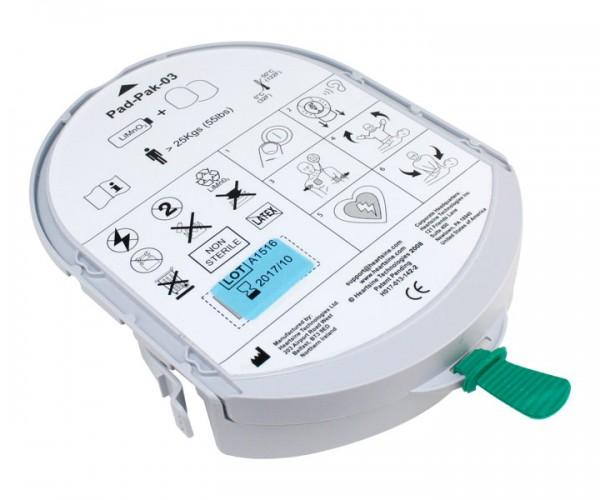 PAD PAK Batterie-/Elektrodenkassette