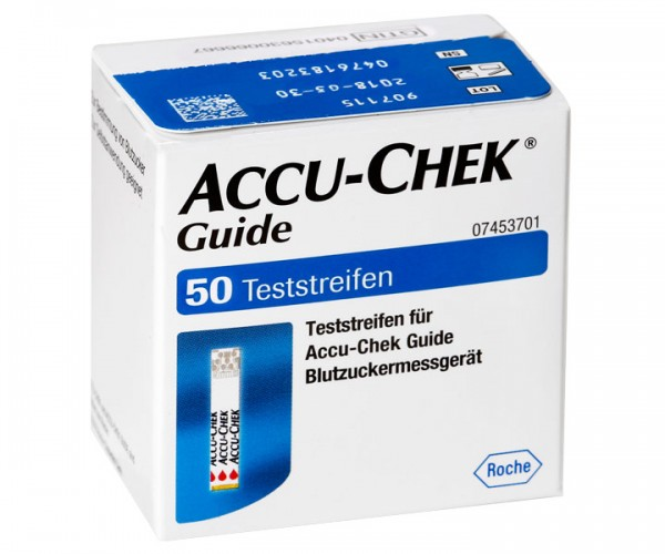 Roche Teststreifen Accu-Chek® Guide