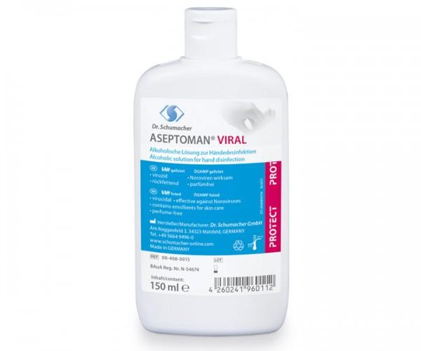 Dr. Schumacher Aseptoman Viral 150 ml