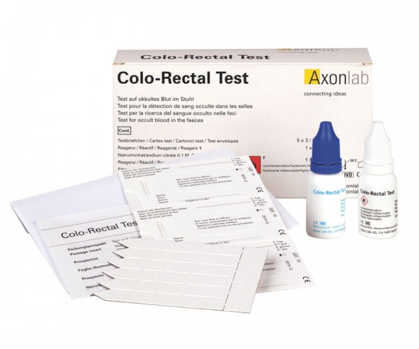 Colo-Rectal Test