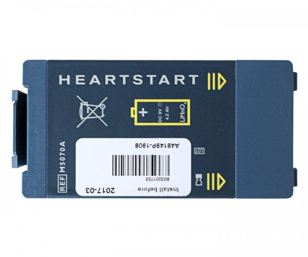 Batterie zu Phillips HeartStart HS1
