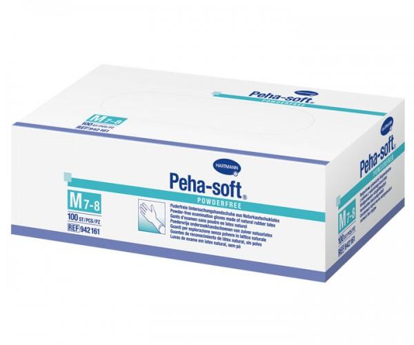 Hartmann Peha-Soft® Latex-Handschuh puderfrei