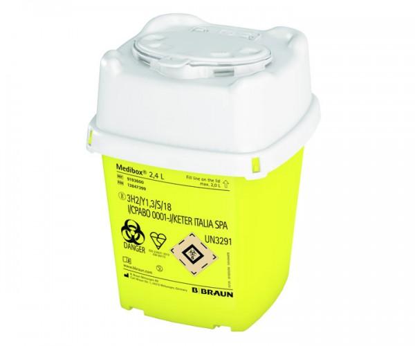 B. Braun Medibox 2,4 Liter