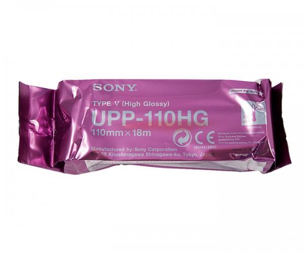 Sony Videoprinter-Papier UPP-110 HG