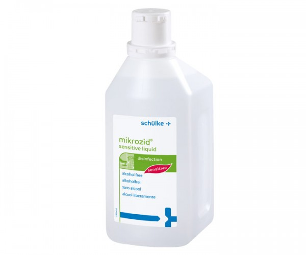 Schülke mikrozid sensitive liquid
