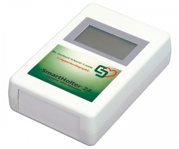Dr. Gerhard Schmidt SmartHolter 24 Digitaler Langzeit-EKG-Rekorder