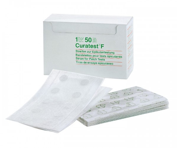 Curatest Vliesstoff-Epikutantestpflaster