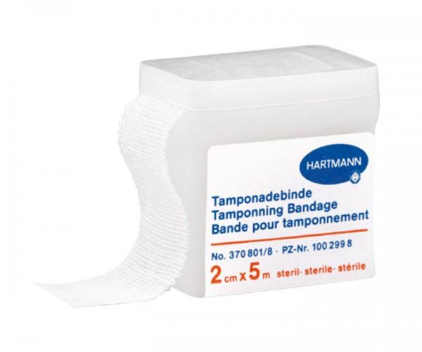 Hartmann Tamponadebinden steril