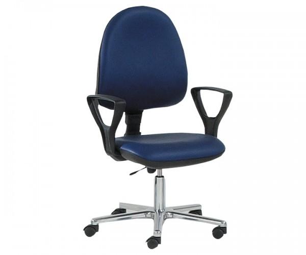 AGA Bürostuhl mit Armlehnen