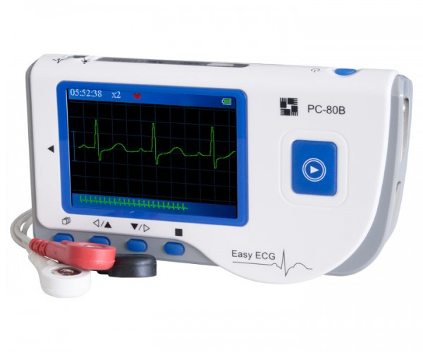 PC-80 B 1-Kanal Notfall-EKG