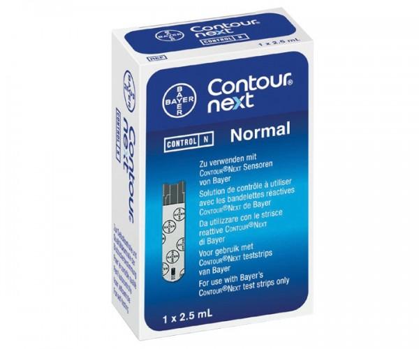 Bayer Contour® Next Kontrolllösung normal
