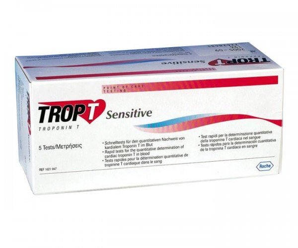 Roche TROP T sensitive