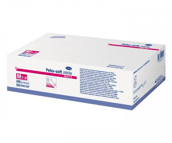 Hartmann Peha-Soft® nitrile white, puderfrei
