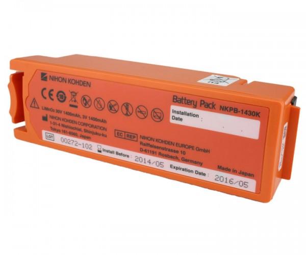 Batterie zu NIHON KOHDEN AED 2150