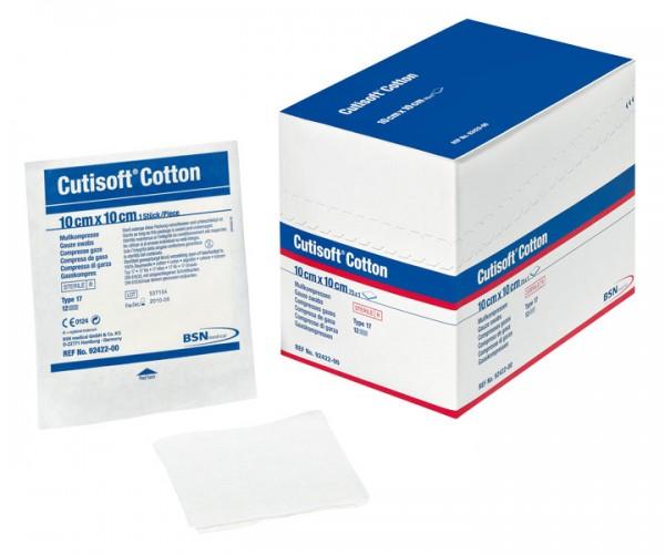 BSN Medical Cutisoft Cotton Kompressen