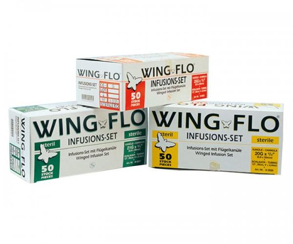 Wing-Flo Flügelkanülen