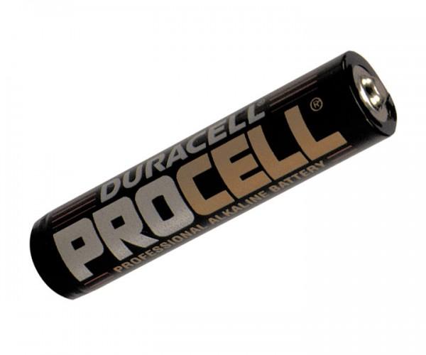 Batterie Duracell/Procell Alkaline Mignon