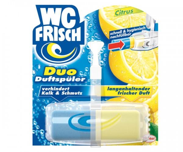 WC-frisch Duo Duftspüler
