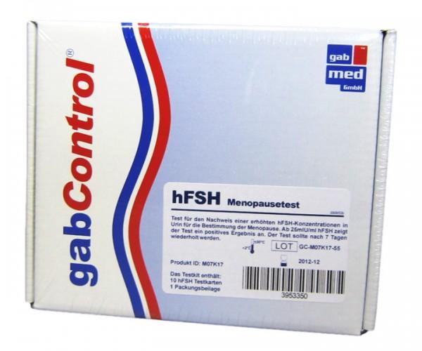 hFSH Menopausentest