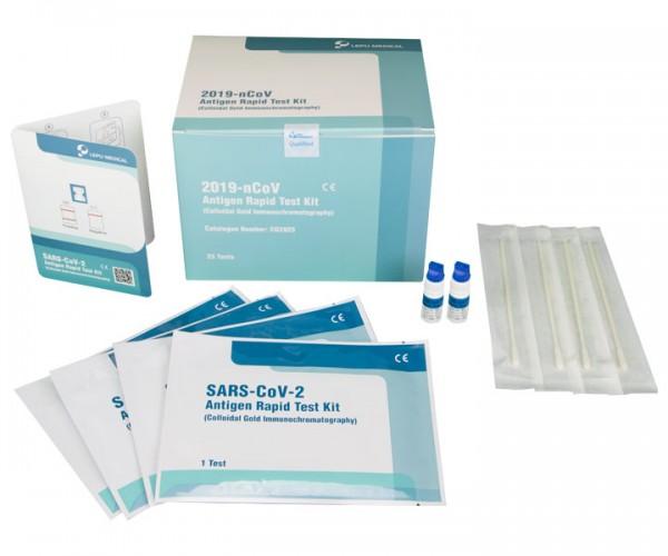 Lepu SARS-CoV-2 Antigen Schnelltest