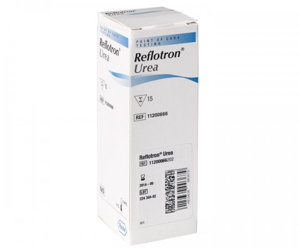 Roche Reflotron Urea